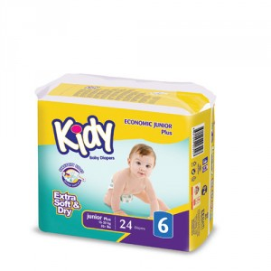 Kidy Junior Plus No:6