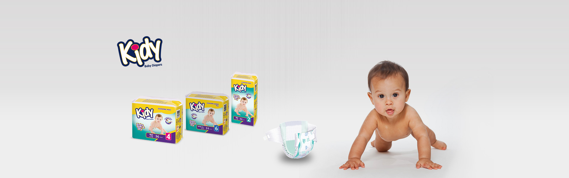 kidy baby diapers